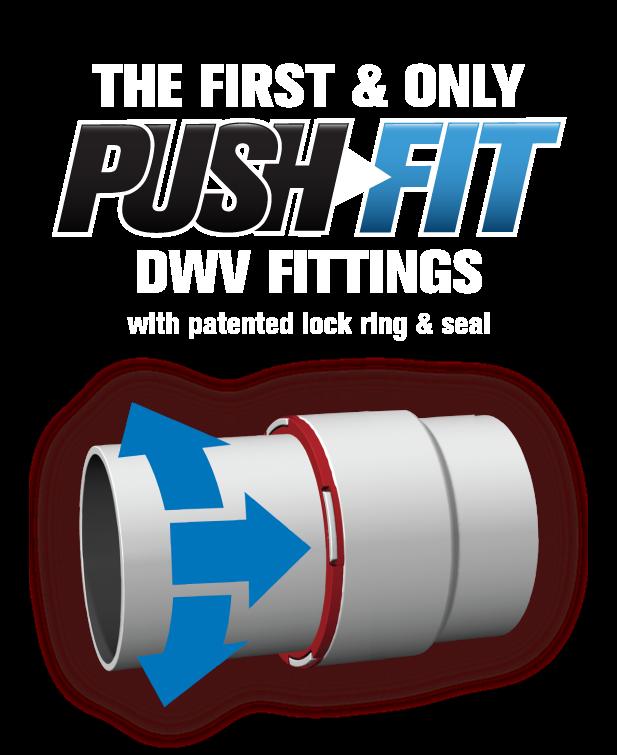 Push-fit Connectite